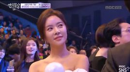 you don't know me (she was pretty ost) (mbc drama awards 2015) - hong jin young, ahn se ha