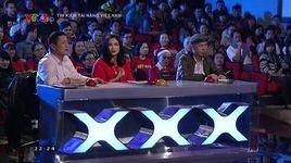 vietnam's got talent 2016 tap 1: duong hoai nam - v.a