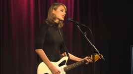 wildest dreams (live at grammy museum) - taylor swift