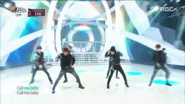 call me baby (mbc song big festival 151231) - exo