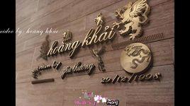 chung tinh (lyrics) - quan dao