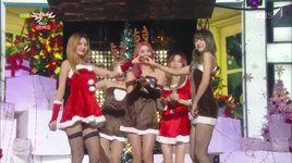 happy christmas (151225 music bank) - exid