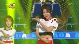 heart attack (151225 music bank) - aoa