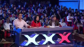 vietnam's got talent 2016 tap 1: cac tiet muc tham hoa - v.a