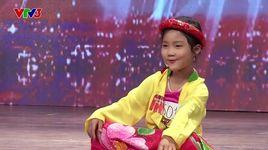 vietnam's got talent 2016 tap 2: hat chau van - tai nang nhi do ngoc ha - v.a