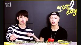 got2day junior & jackson (vietsub) - got7