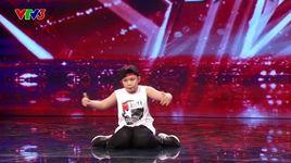 vietnam's got talent 2016 tap 3: nhay popping - nguyen ngoc duc - v.a