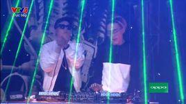 music planet (the remix - hoa am anh sang 2016) - hang bingboong, dj dan nguyen