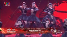 party (the remix - hoa am anh sang 2016) - hoang thuy linh, triple d