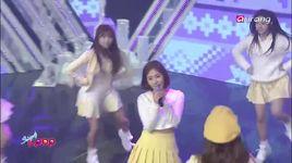 ah-choo (160101 simply kpop) - lovelyz