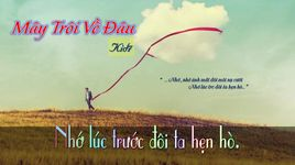 may troi ve dau (lyric, karaoke) - kid7