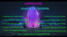 warsongs (handmade clip)  - league of legends