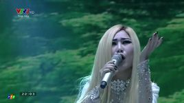 tren dinh phu van (the remix - hoa am anh sang 2016) - huong tram, duy anh, dj king lady