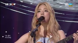 sorry (150901 the show) - juniel