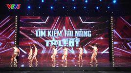 vietnam's got talent 2016 tap 5: nhay hien dai tren nen nhac dan gian - nhom cc kids - v.a