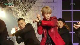 roco drama (160115 music bank) - shin hye sung
