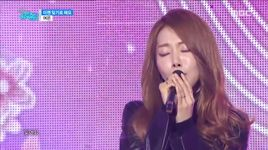 let's forget it (160116 music core) - yeo eun (melody day)