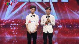 tiet muc nhay xau ma duyen nhan nut vang quyen luc tu giam khao tran thanh (vietnam's got talent 2016 tap 6) - v.a