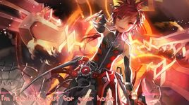 on my own (lyrics) - ashes remain, nightcore