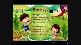 keo ngot (lyrics) - be bao ngoc