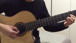 rainy day (guitar version) - sungha jung