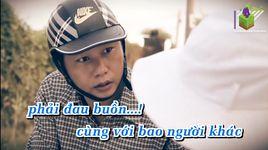 cam bay (remix) (karaoke) - lam chan huy