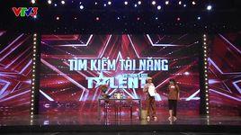 vietnam's got talent 2016 tap 7: ao thuat hai ket hop - hoang phong, my ngoc - v.a