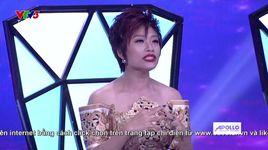 buoc nhay hoan vu 2016 liveshow 1: holding hands - hong que & kristian - v.a