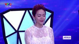 buoc nhay hoan vu 2016 liveshow 1: unstopable - cursed by beauty - khanh my & georgi - v.a