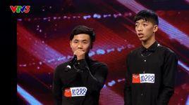 tiet muc beatbox vi dieu ket hop dance xuat than (vietnam's got talent 2016 tap 8) - v.a