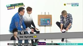 weekly idol (tap 237) (vietsub) - v.a, shin hye sung