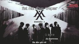 no exit (handmade clip) (vietsub, kara) - monsta x