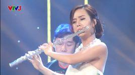 vietnam's got talent 2016 - ban ket 2: khach moi huyen trang - v.a