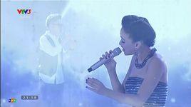 giot suong tren mi mat (the remix - hoa am anh sang 2016) - maya, javix, dj take, duc phuc