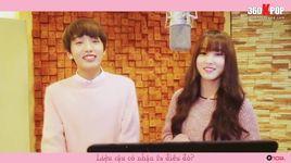 cherish (vietsub) - yuju (gfriend), sunyoul (up10tion)