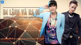im lang va ra di (lyrics, kara) - khanh phuong, anh quan idol