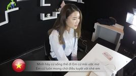 nguoi han quoc hat tieng viet noi anh khong thuoc ve cua 365 - v.a