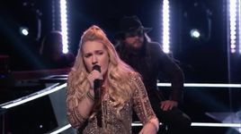 travelin' soldier (the voice 2016 - knockout) - peyton parker