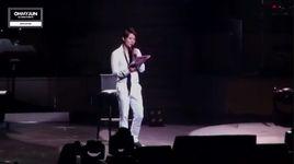junsu trinh dien ban soundtrack cua hau due mat troi tai concert o nhat - junsu (jyj)