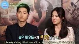 hau due mat troi - gap go 5 dien vien chinh cua phim - song joong ki, song hye kyo, v.a