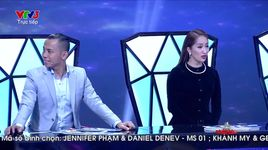 buoc nhay hoan vu 2016 - liveshow 6 ban ket: tiet muc cap doi jennifer pham - daniel - v.a