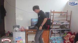 funny school tap 3: di nha nghi - svm tv