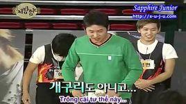 kham pha co the con nguoi (tap 4 part 1 - vietsub) - super junior, v.a