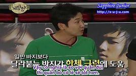 kham pha co the con nguoi (tap 4 part 2 - vietsub) - super junior, v.a