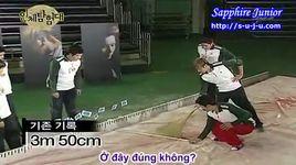 kham pha co the con nguoi (tap 4 part 4 - vietsub) - super junior, v.a