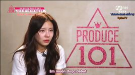 produce 101 (tap 11 end) (vietsub) - v.a