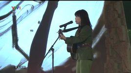 vet chan tron tren cat (live) - thai bao