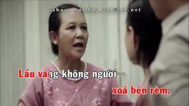 ve dau mai toc nguoi thuong (karaoke) - quang le
