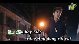 khi em ngu say (karaoke) - chi dan