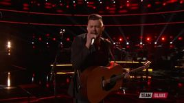 here's a quarter (call someone who cares) (the voice 2016 - live playoffs) - justin whisnant